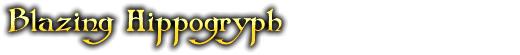 Blazing Hippogryph