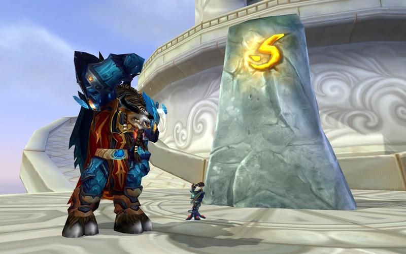 Landro/'s Lichling World of Warcraft Haustier PET Lichling WOW Loot Code