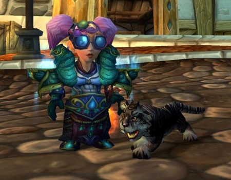 Nightsaber Cub WoW Pet