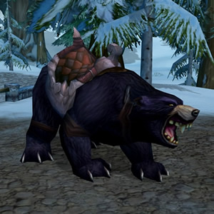 Big Battle Bear