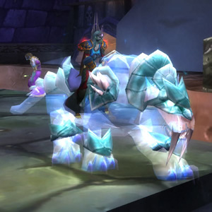 Spectral Tiger Mount