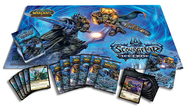WoW TCG Icecrown Epic Collection