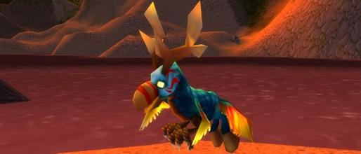 Eye of the Legion Loot Card World of Warcraft Kilrogg Companion Eyeball Pet WoW