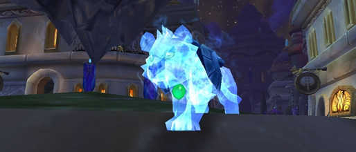 Spectral Tiger Cub WoW Pet