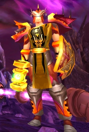 Tabard of the Defender