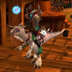 Tiny Raptor Mount