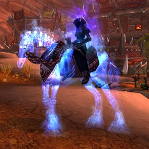 Ghastly Charger WoW Mount