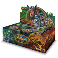 WoW TCG War of the Ancients Box