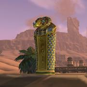 WoW TCG Loot Spurious Sarcophagus