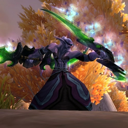 Demon Hunter's Aspect