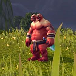 Magical Ogre Idol
