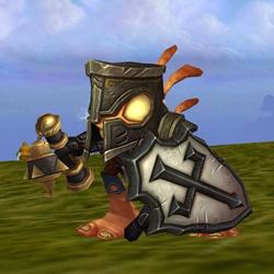 BlizzCon WoW Loot - Murky Murloc Costume - Blizzard Bear