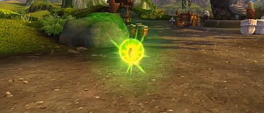 Eye of the Legion WoW Pet