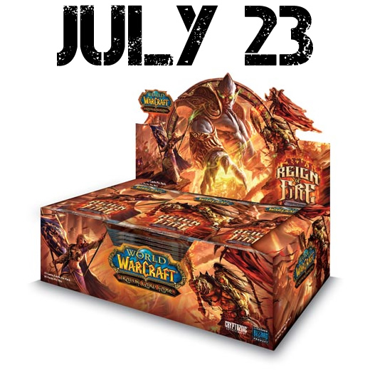 Reign of Fire - July 23