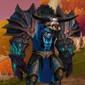 WoW TCG Tabard of Frost