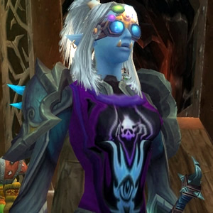 WoW TCG Tabard of the Arcane